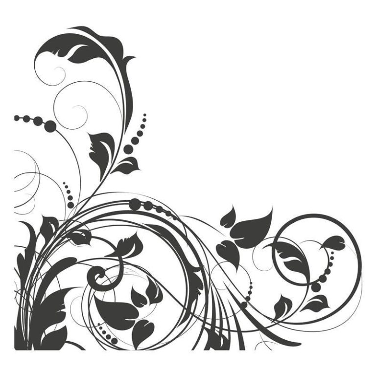 Ambadecor | Vinilos | Fotomurales | Vinilo floral Modelo 13-Vinilo monomérico autoadhesivo