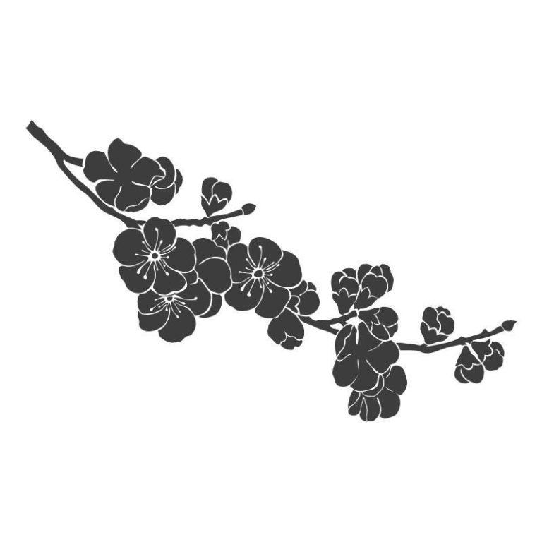 Ambadecor | Vinilos | Fotomurales | Vinilo floral Modelo 24-Vinilo monomérico autoadhesivo