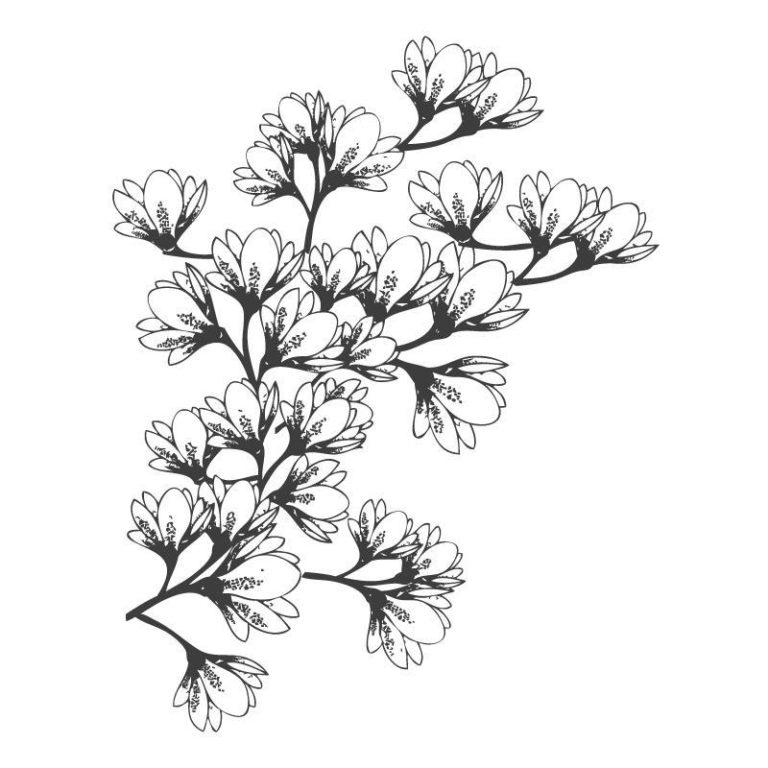 Ambadecor | Vinilos | Fotomurales | Vinilo floral Modelo 33-Vinilo monomérico autoadhesivo