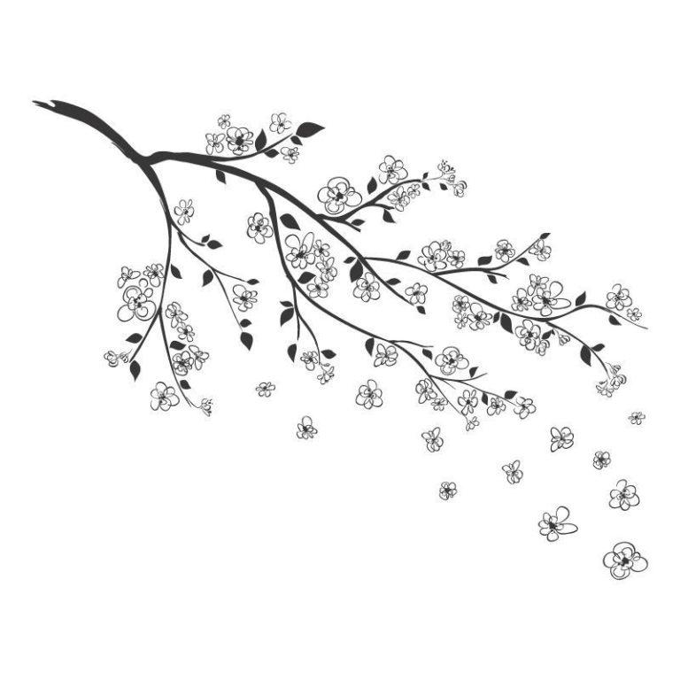 Ambadecor | Vinilos | Fotomurales | Vinilo floral Modelo 38-Vinilo monomérico autoadhesivo