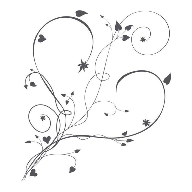 Ambadecor | Vinilos | Fotomurales | Vinilo floral Modelo 59-Vinilo monomérico autoadhesivo