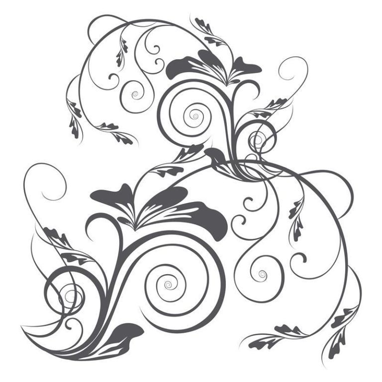 Ambadecor | Vinilos | Fotomurales | Vinilo floral Modelo 63-Vinilo monomérico autoadhesivo