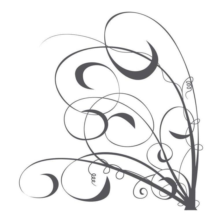 Ambadecor | Vinilos | Fotomurales | Vinilo floral Modelo 75-Vinilo monomérico autoadhesivo