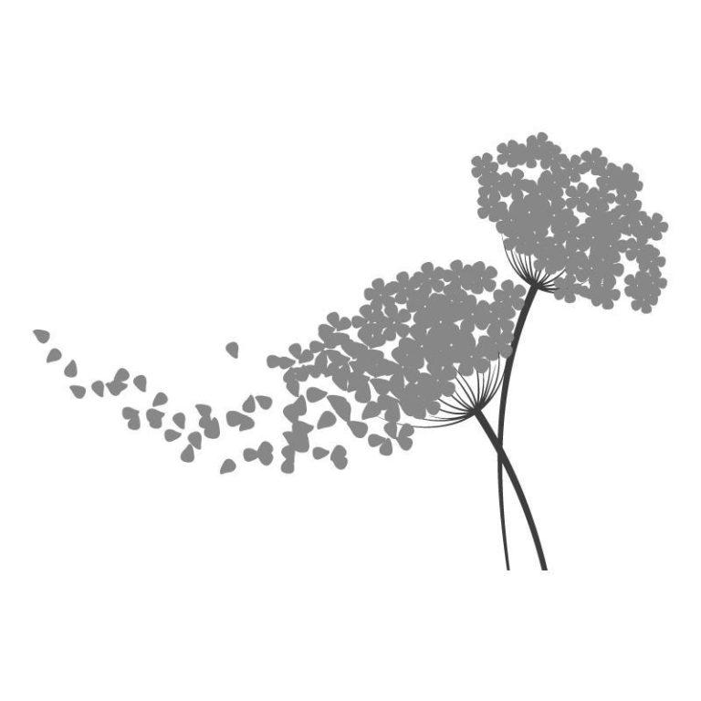 Ambadecor | Vinilos | Fotomurales | Vinilo floral Modelo 84-Vinilo monomérico autoadhesivo