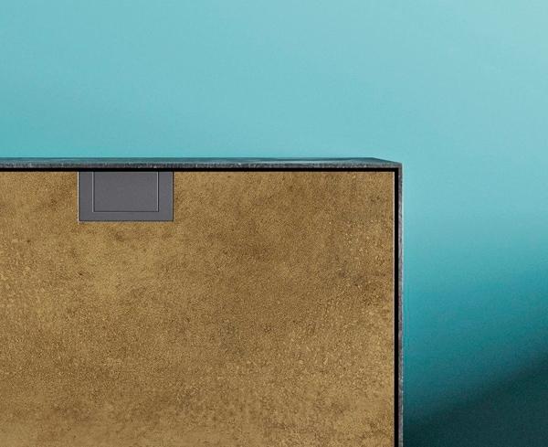 Vinilo para muebles Metal Oro-Mueble